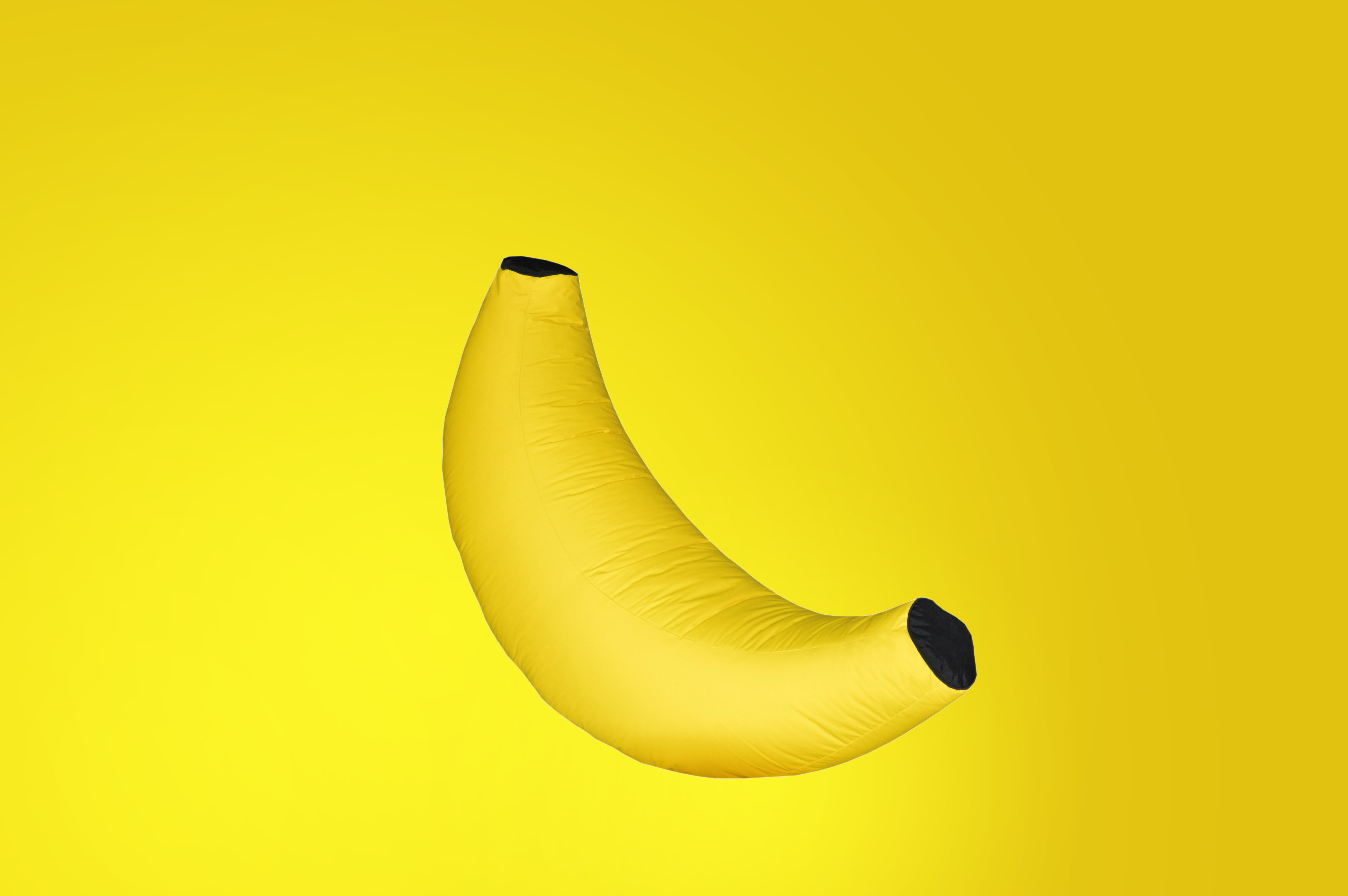 Banana Bean Bag