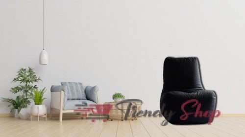 Computer Chair Bean Bag Black