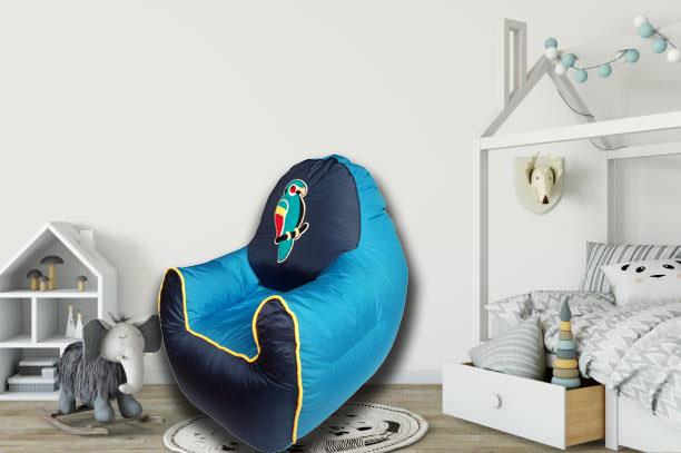 Kids Sofa in Blue