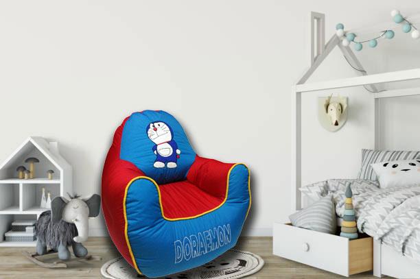 Bean Bags for Kids Single Sofa