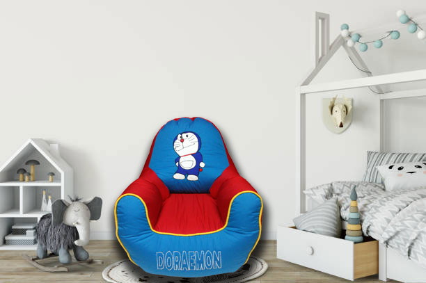 Doraemon Sofa in Red and Blue