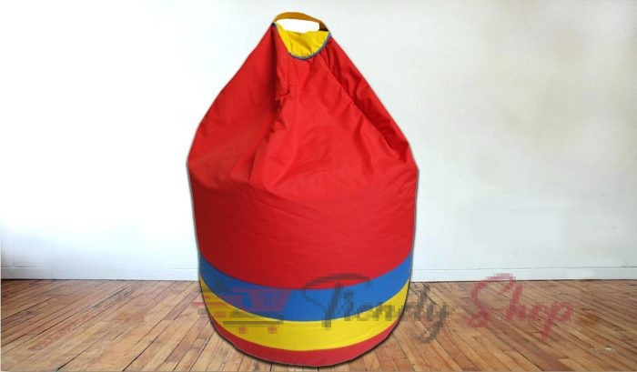 Large Bean Bag in Red