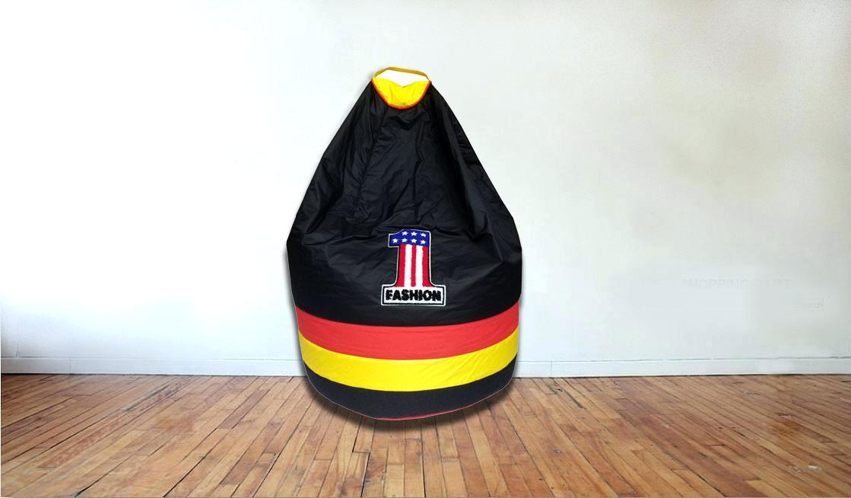 Large Bean Bag in Black