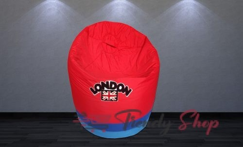 Bean Bag with London Flag