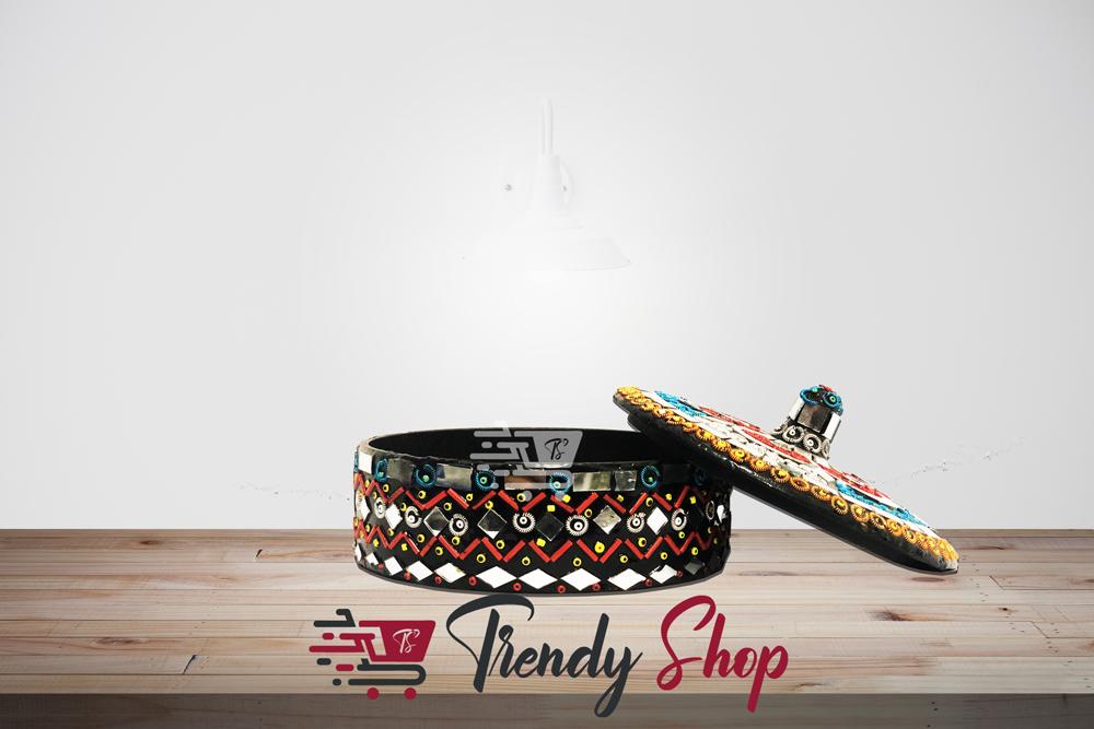 Handicraft Jewellery Box Handmade