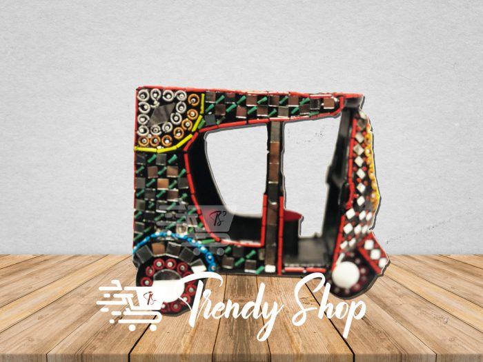 Rickshaw Handicraft Art Piece