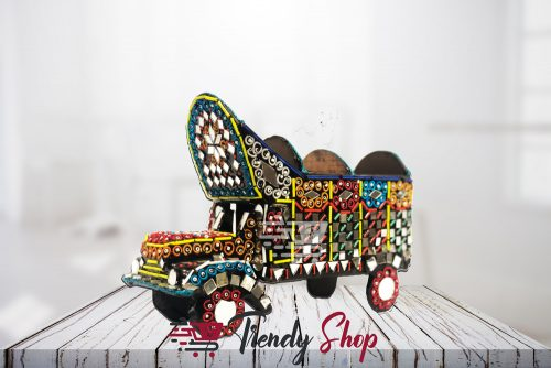 Truck Handicraft Art Piece