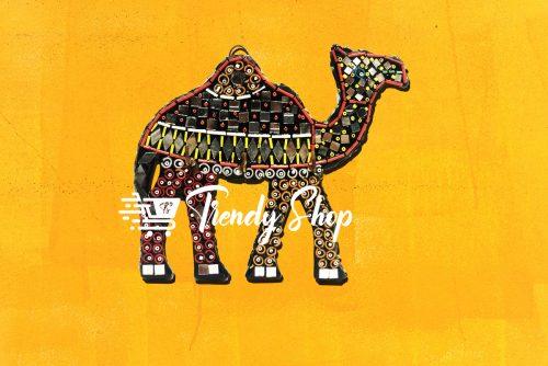 Camel Shape Handmade Key Hanger – Standing