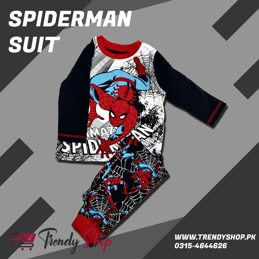 Spiderman Suit for Kids