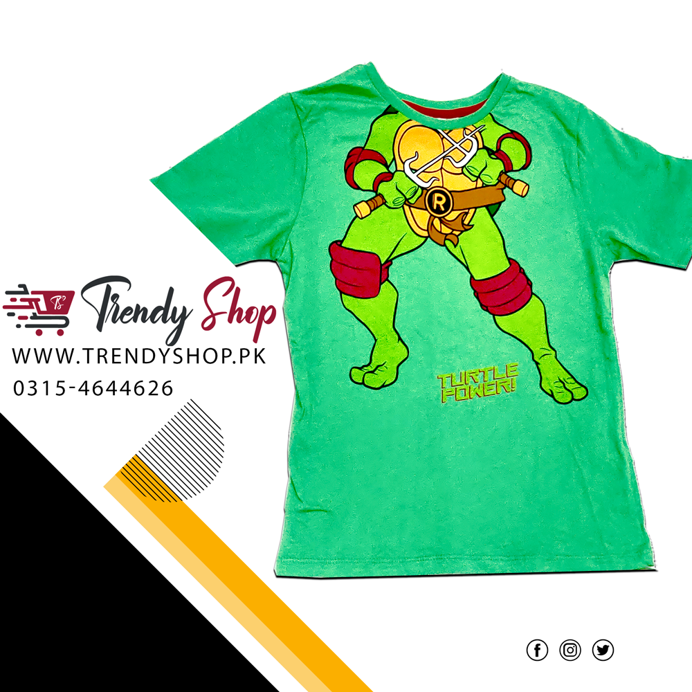 Primark Turtle T-Shirt for Kids in Pakistan