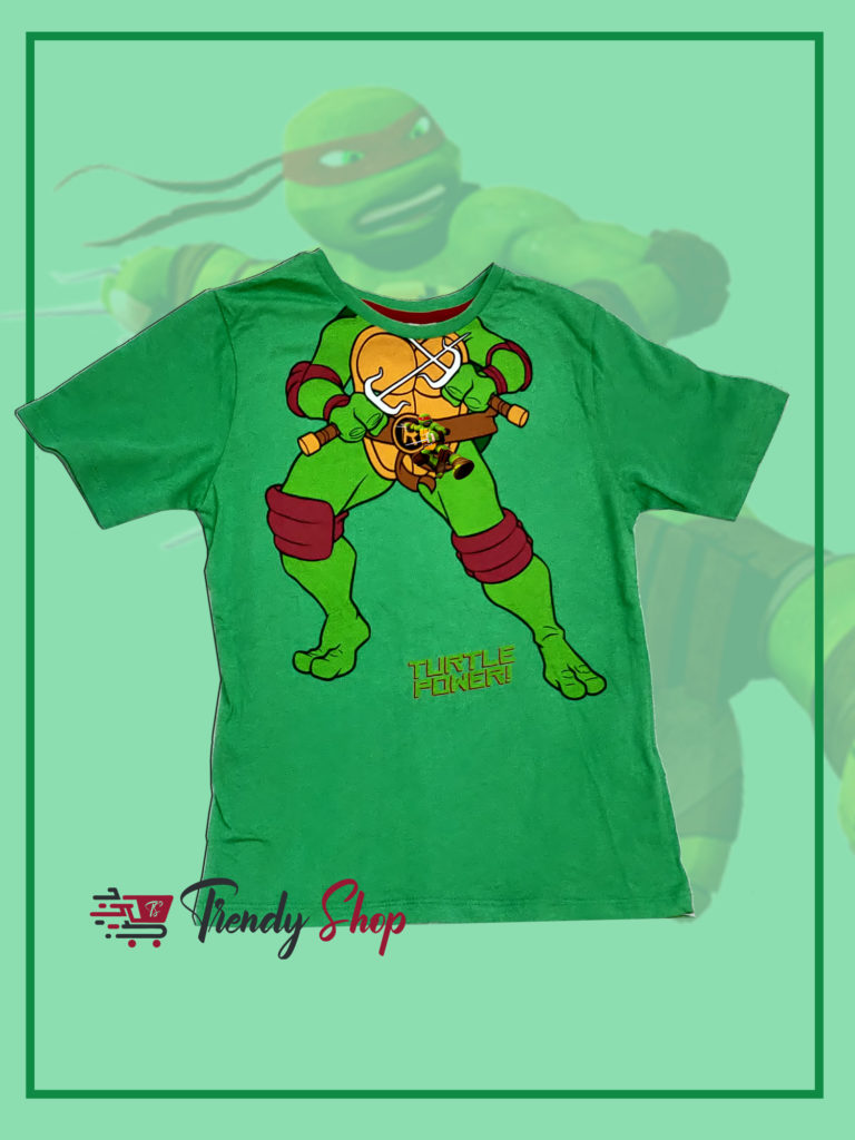 Turtle T-Shirt for Kids
